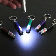 1Pcs!!!!! Pet Toys Laser Pointer Pen Cat Play Toy with Cheap Price Bulk Metal Laser funny cat stick Fashion(China)