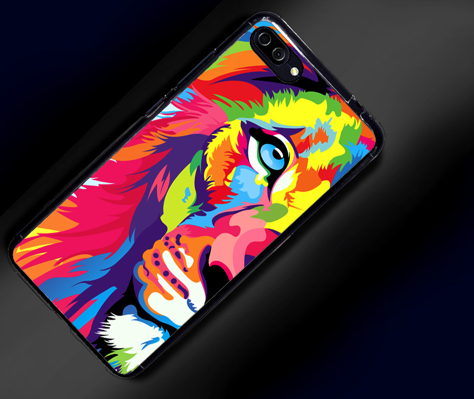 Painting Cover For ASUS ZenFone 4 Max ZC554KL Case Soft TPU Silicone Cover Case For ZenFone 4 Max ZC554KL Phone Cases Fundas 5