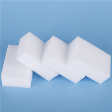 20 pcs/lot White Magic Sponge Eraser Cleaner for Kitchen Office Bathroom Melamine Sponge Cleaning 100x70x30mm(China)