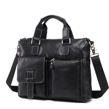 CROSS OX Genuine Leather Men's Portfolio HB563