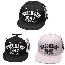 e20f8ba6174 1947 Brooklyn Style Baseball Cap Sport Hat Gorras Planas Snapback Caps New  York Hip Hop Hats