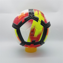 Top quality 2017-2018 England League size 5 Football ball Professional Match Trainning Soccer Ball PU Material Ball