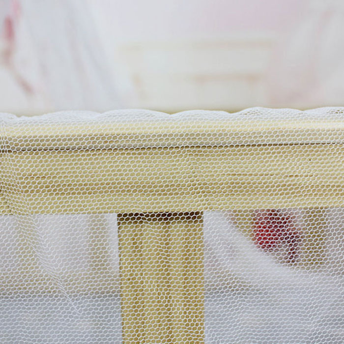 Hot Selling Baby Bed Mosquito Net Mesh Dome Curtain Net for Toddler Cr_A6_7