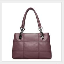The new design brand fashion lady bag all-match Modern lady shoulder bag An elaborate shopping bag High quality leather bag 027(China)