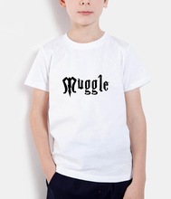 Buy 2017 new fashion brand clothing muggle letter printing t shirts kids baby girl clothes summer tops tee shirts children t-shirts for $2.74 in AliExpress store
