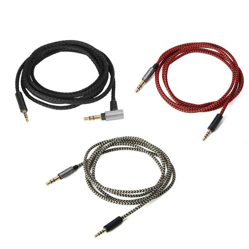 Audio Cable with mic For Sennheiser 4.30i 4.30g HD 4.40 BT 4.50 BT SE headphones