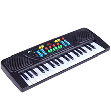 37 Keys Music Electronic Keyboard Kid Electric Piano Organ Toy Musical Instrument For Children(China)