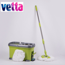 MOP  VETTA with 2 rags magic EASY X4 with Bucket and Pedal for Squeeze 993-032