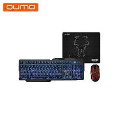 Клавиатура и мышь Qumo Viper K29/M29