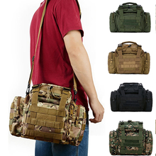 Hiking Bum Hip Ruck Sack Tactical Waist Pack Military Molle Pouch Shoulder Bag(China)