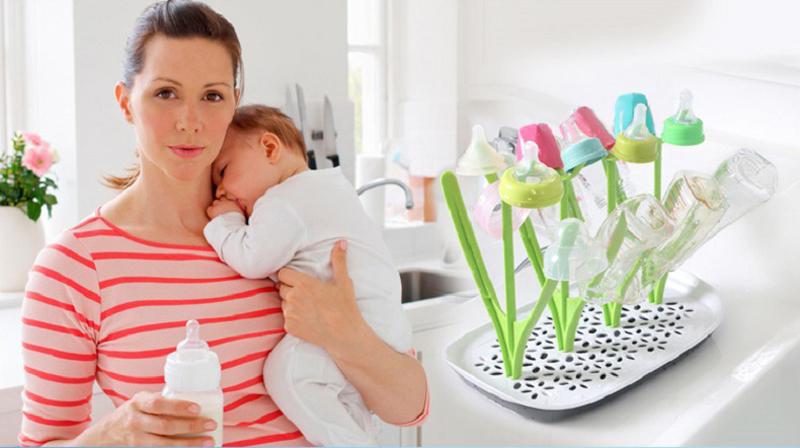 Baby-Feeding-Bottles-Drying-Rack-Tree-Cleaning-Drying-Rack-Storage-Infant-Nipple-Shelf-Cup-Holder-Dryer-Shelf-Removable (2)