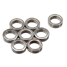 8pcs/lot 2x8x3.5 Ball Bearing For FY-01/FY-02/FY-03 Mechanical Parts Accessories Good Quality Shafts(China)