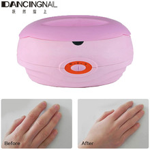 Paraffin Therapy Bath Wax Heater Pot Warmer Beauty Salon Spa Keritherapy Hand Foot Care Depilatory 2 Level Control Machine(China)