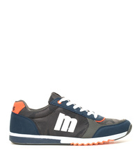 Mustang - Black, Green, Blue Raw Sneakers
