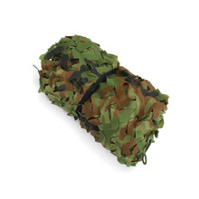 3X4M outdoor Hunting Military Camouflage Net Woodland Army training Camo netting Car Covers Tent Shade Camping Sun Shelter(China)