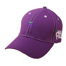 New Fashion Spring Leisure Fresh Fruit Embroidery Hat  Strawberry Banana Cherry Orange Peach  Baseball Cap For  Women