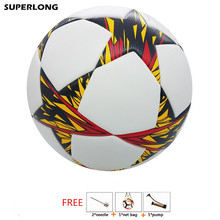 New Champions League Official size 5 Football ball Professional Match Training Soccer Ball Anti-slip Ball PU Seamless soccer