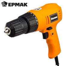 ERMAK DRILL SCREWDRIVER ELECTRIC Battery Screwdriver Household Electric Tool hand drill sale high quality free shipping 646181