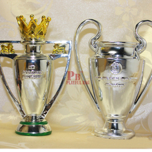 14cm  World Cup Football trophy Resin Trophies World Cup Best Soccer Fan Souvenir Gift playful bag