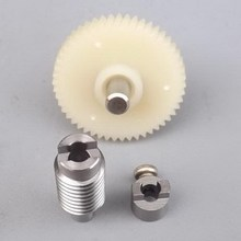 Worm Reduction Gear set Train Metal and Plastic Gearset for DIY Production VE845 P20