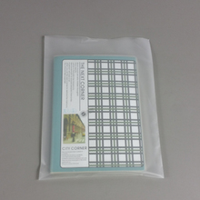 200 pcs CPE Frosted Plastic Package Bags Merchandise Electronics Gift Bag CPE Bags 22*25cm Open Top without Logo