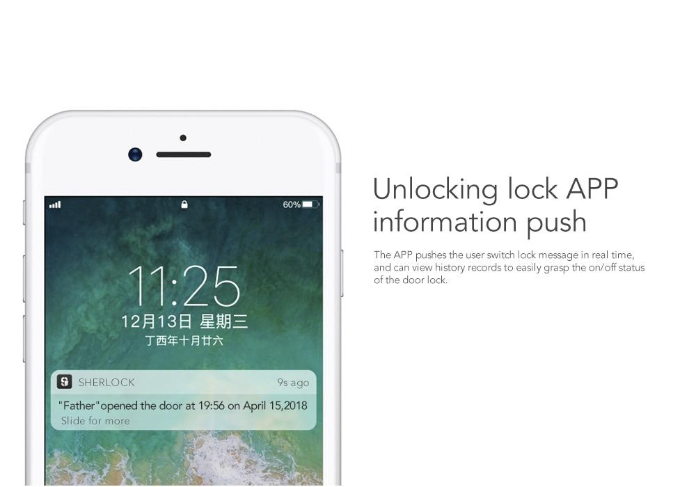 13 APP Smart Lock