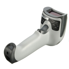 Handheld Scan Wireless Barcode Scanner Laser Barcode Bar Code Scanner Reader Cordless POS Barcode Gun Tool for Supermarket(China)