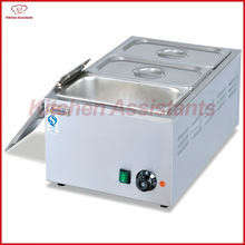 EH3A electric commercial desktop bain marie machine of catering equipment(China)