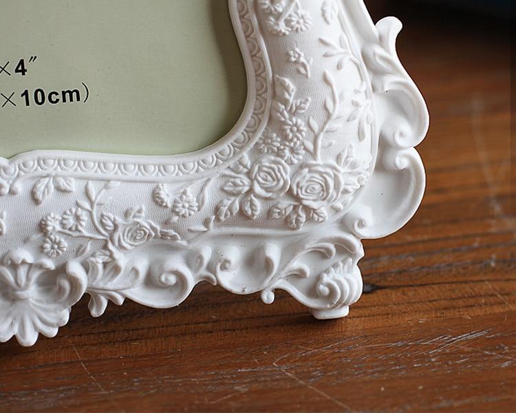 2016 NEW European Home Furnishing white Photo frame 6 inch 7 inch wed_C0_21