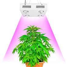CF Grow 600W COB Full Spectrum LED Grow Light Replace UFO Apollo Growing Lamp for Hydroponic Greenhouse Plant Growth Lighting