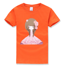 Buy hot sale t shirts kids brand funny kawaii girls tops t shirt children baby girl clothes 2017 summer new fashion t-shirts street for $2.98 in AliExpress store