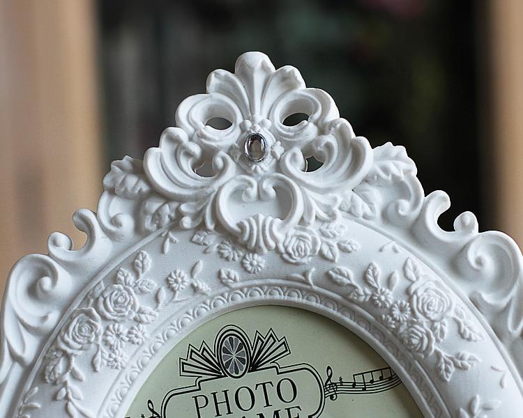 2016 NEW European Home Furnishing white Photo frame 6 inch 7 inch wed_B4_15