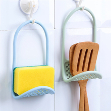 Bendable Kitchen Sink Hanger Storage Holder Rack for Soap Sponges Scrubber Brush(China)