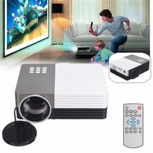 GM50 Mini Portable HD 1080P 3D LED Projector Perfect Home Theater Projector For Projector Movie Support HDMI VGA Portable Beamer