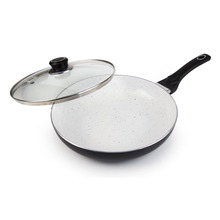 Frying pan with lid Galaxy GL 9820