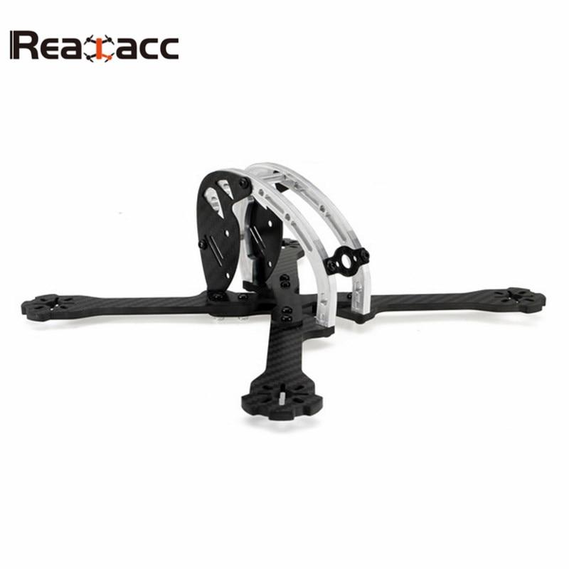 2017 High Quality Realacc D215 215mm Carbon Fiber 4mm Arm FPV Racing X Frame w/ 5V &amp; 12V PDB FPV Racing Frame For RC Multicopter<br>