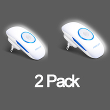 18 LED Body Motion Sensing Bright Night Lighting Auto Human Induction Sensor Lamp Lights US EU PLUG availble 2 Pack(China)