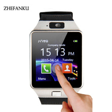 Remote Camera Video Recording Call Message Reminder MP3 Player Smart Bluetooth Watch Pedometer Running Sports Smart Watch Gifts