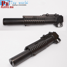 Toy Water-Gun Special-M203 Plastic Electric Gun-Toy Soldier-Feng All-Guide-Accessories