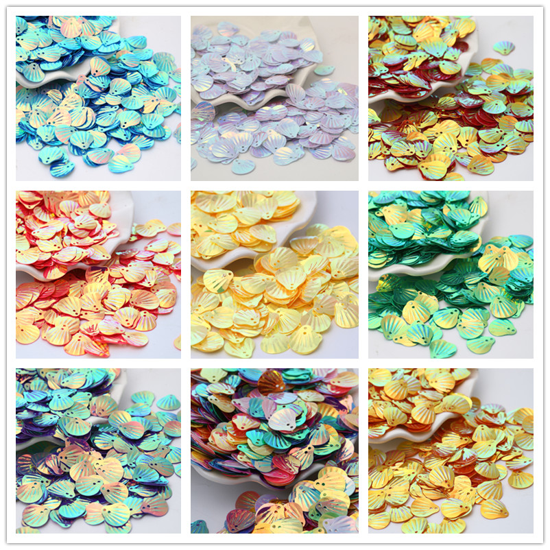 Embellishment DIY Jewelry Wedding Faceted Bead Loose Sequin Sewing Paillette