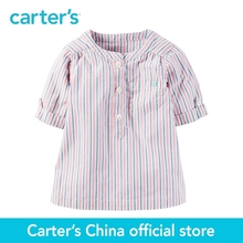 Carter's 1pcs baby children kids Striped Woven Top 235G419, sold by Carter's China official store