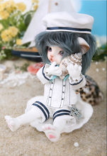 HeHeBJD luts Zuzu Delf LIO fantasy doll ction figures model reborn high quality resin toys(China)