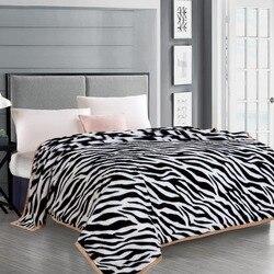 Одеяло-плед из флиса, 220x200 см