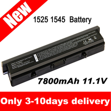Replacement Laptop Battery For Dell Inspiron 1525 1526 C601H D608H GP952 GW240 GW252 HP297 RN873 RU586 XR693(China)