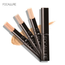 FOCALLURE Brand New Face Concealer Makeup Primer Cover Pore Wrinkle Foundation Base Lasting Oil Control 100% Amazing Effect