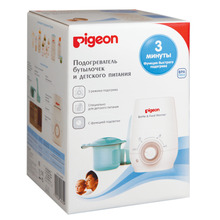 PIGEON bottle and baby food Warmer electric
