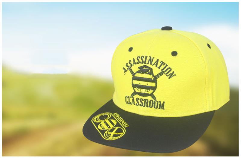 Assassination Classroom Koro Sensei Cap