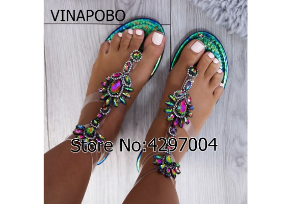 sandalki-japonki-transparentne-zielono-niebieskie-lara (2)