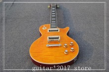 in stock 1959 R9 honey Burst Les Chinese Paul LP Style Standard Electric Guitar with EMS Free Shipping(China)