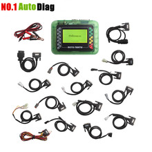 Professional Universal Motorcycle Scan Tool MOTO 7000TW Scanner Multi-languages Software Version V8.1 motorbike Diagnostic Tool